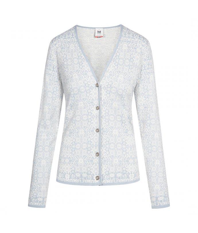 Dámský elegantní svetr Otelie Feminine Jacket Dale