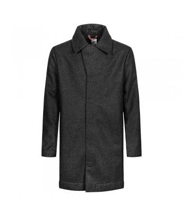 Pánský vlněný větruvzdorný kabát Dale Yr Masc Jacket