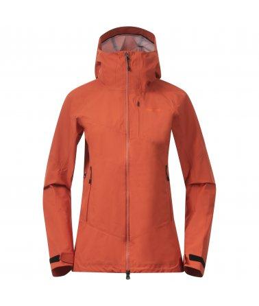 Dámská nepromokavá outdoorová bunda Bergans Rabot V2 3L W Jacket