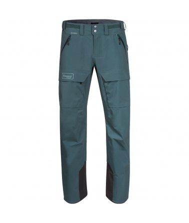 Pánské Funkční a pohodlné kalhoty Myrkdalen V2 3L Pnt Bergans