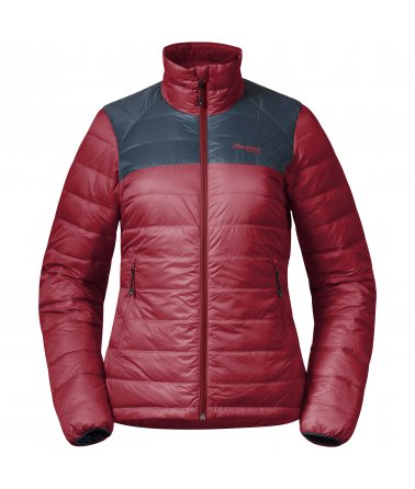 Dámská péřová bunda Bergans Roros Box Down Light  W Jacket