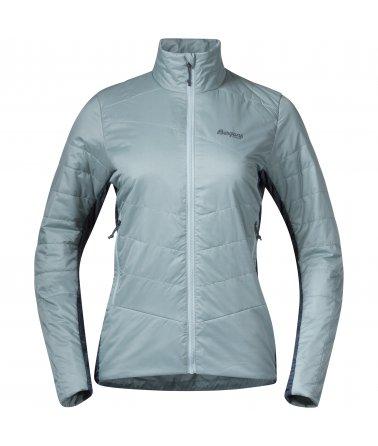 Dámská zateplená outdoorová bunda Bergans Rabot V2 Insulated Hybrid W Jacket