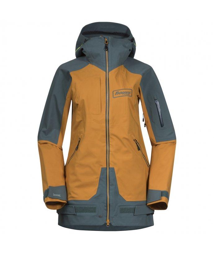 Nepromokavá dámská lyžařská bunda Myrkdalen V2 3L W Jkt