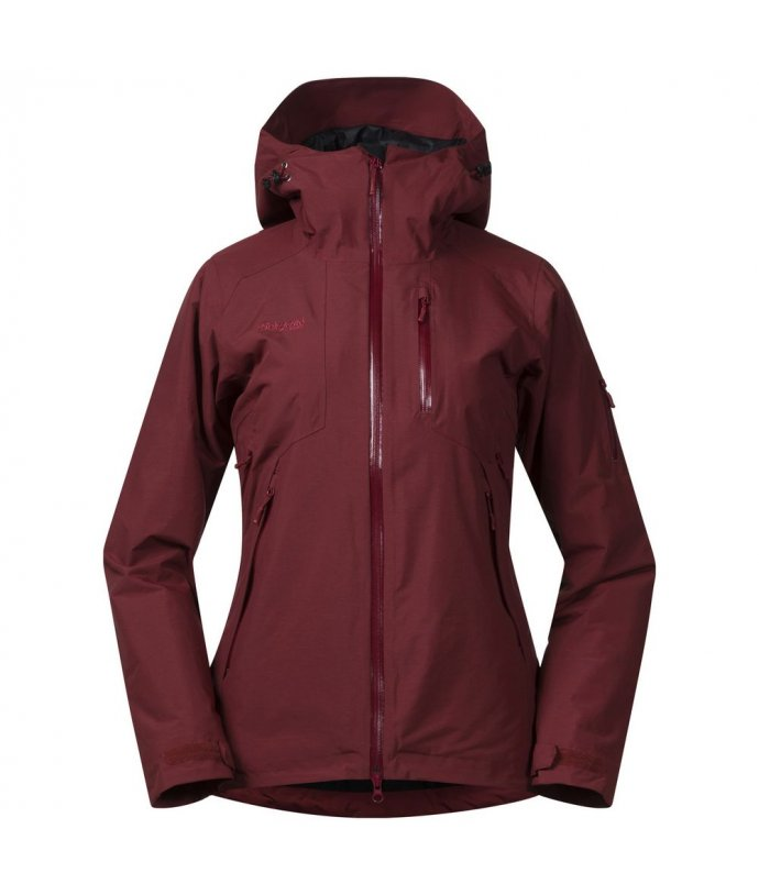 Nepromokavá zateplená bunda Haglebu Insulated Lady Jacket