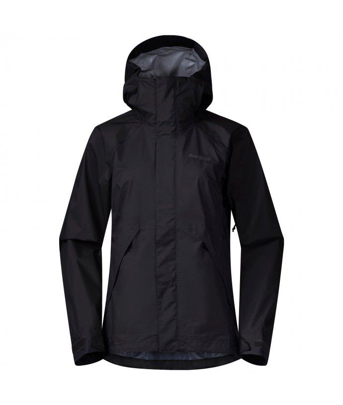 Dámská lehká nepromokavá bunda Bergans Vatne 3L W Jacket