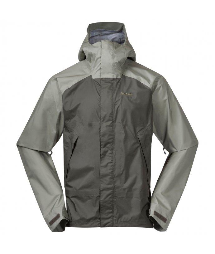 Pánská lehká nepromokavá bunda Bergans Vatne 3L Jacket