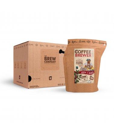 Brazil, certifikovaná organická Fairtrade káva Grower's Cup, 1ks