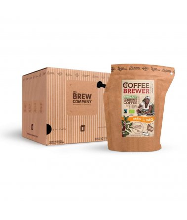 Ethiopia, certifikovaná organická Fairtrade káva Grower's cup, 1ks
