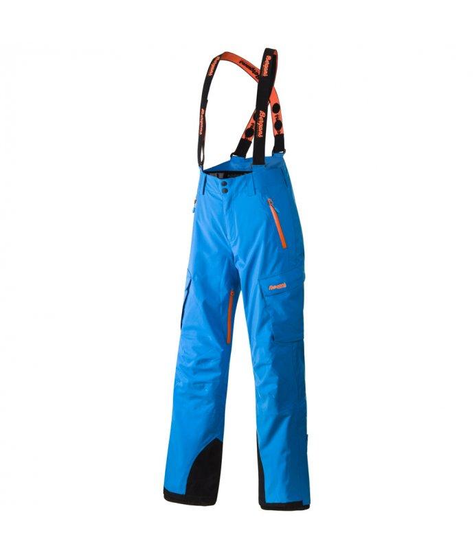 Dámské zateplené kalhoty Bergans Stranda Ins Lady Pnt