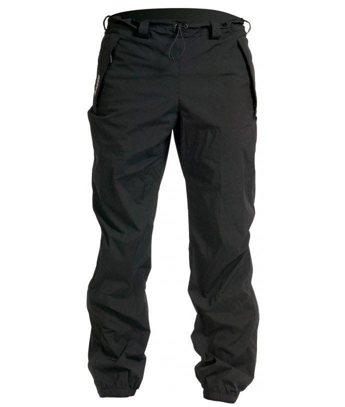 Microlight kalhoty, pánské, černé