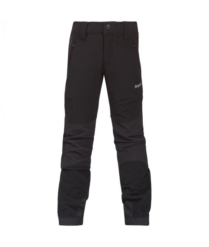 Dětské funkční softshellové kalhoty Bergans Kjerag