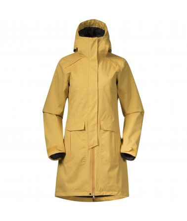Dámský vlněný kabát Bergans Bjerke V2 3in1 W Coat