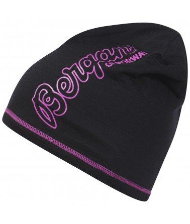 Bergans Bloom Wool Beanie, zimní čepice, unisexová