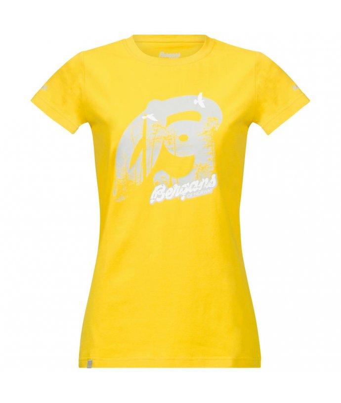 Bergans Forest Lady Tee, triko, dámské