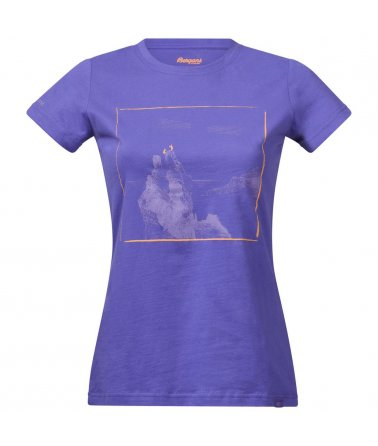 Bergans Svolvaergeita Lady Tee, triko, dámské