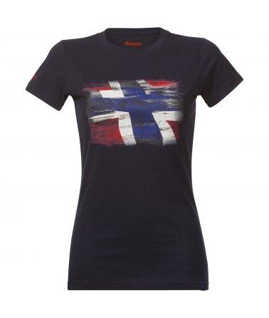 Bergans Lady Tee, triko, dámské