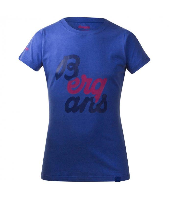 Dětské tričko Bergans Youth Girl Tee
