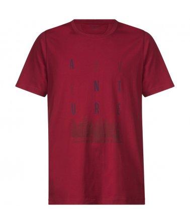 Adventure Tee, pánské prodyšné triko krátkým rukávem