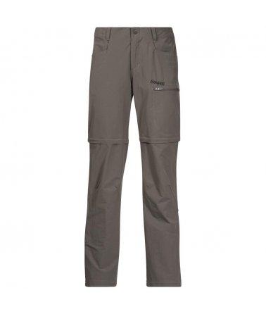 Pánské pohodlné outdoorové kalhoty Bergans Imingen Zip