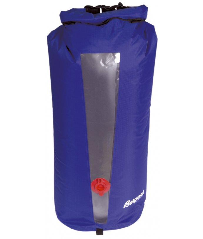 Voděodolná úschovná taška, modrá 30L