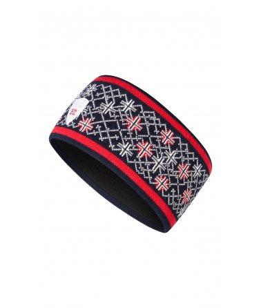 Vlněná čelenka Dale Podium Headband