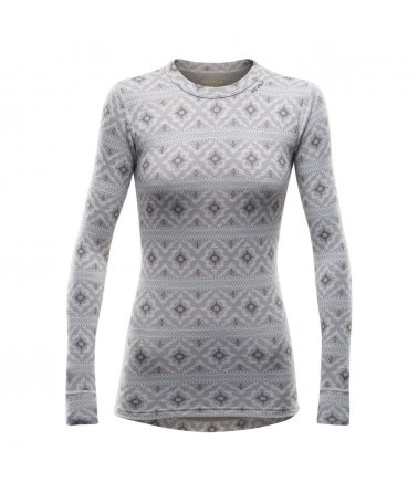 Dámské teplejší vlněné triko Devold Ona
