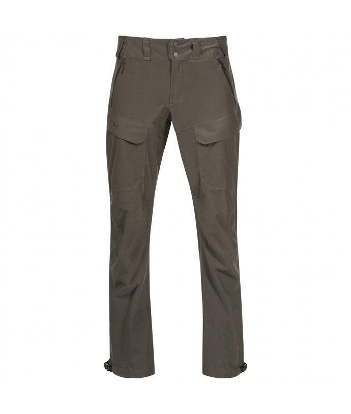 Voděodolné lovecké kalhoty Bergans Hogna 3L Pnt