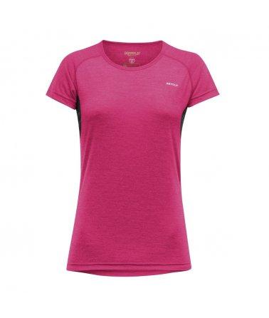 Dámské prodyšné  běžecké vlněné triko Devold Running