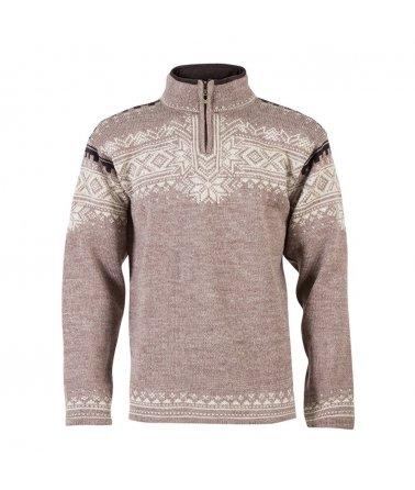 Tradiční svetr z pravé norské vlny Dale Anniversary