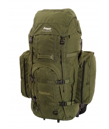 Lovecký batoh se zádovým systémem Bergans PowerFrame 130L