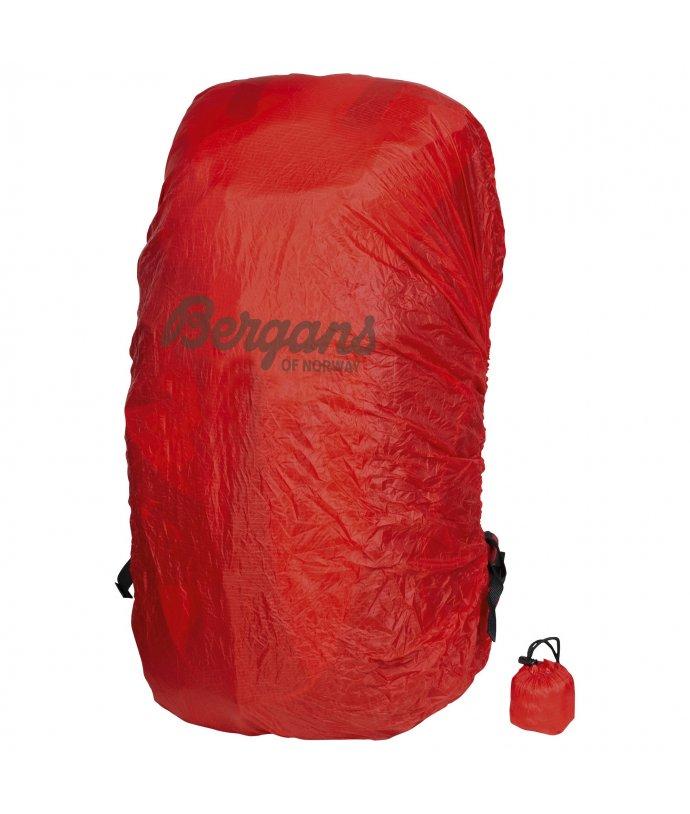 Reflexní Pláštěnka na batoh Bergans Rain Cover XLarge