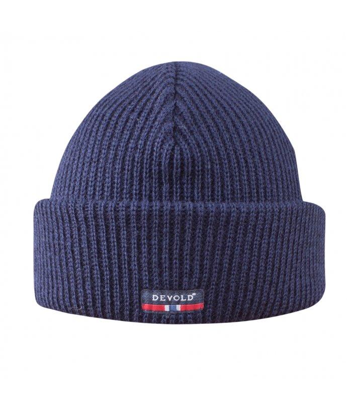 Univerzální teplá vlněná čepice Devold Cap