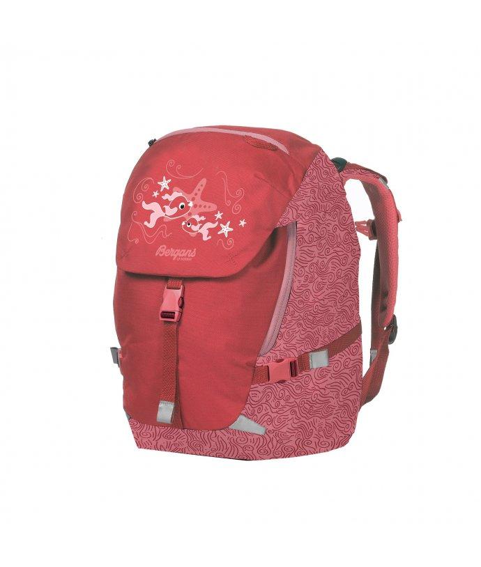 Dětský školní batoh Aksla 24 Lid