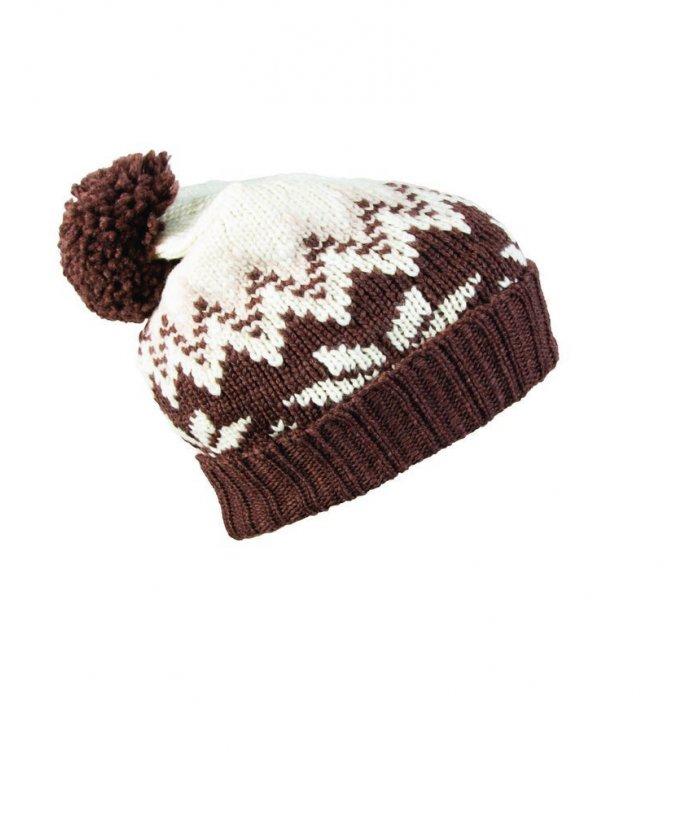 Stylová jemná vlněná čepice Dale Myking Hat