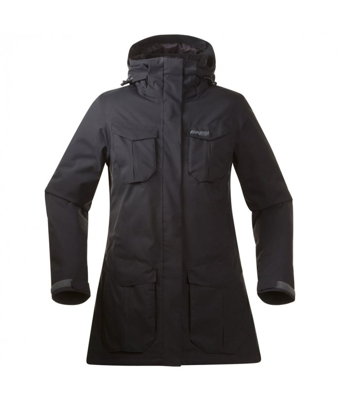 Bergans Fagernes Ins Lady Jacket, bunda, dámská