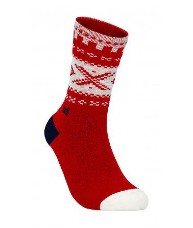 Tradiční vlněné ponožky Cortina Socks