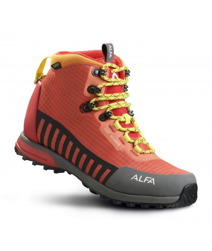 Dámská turistická obuv Kvist Advance GTX W