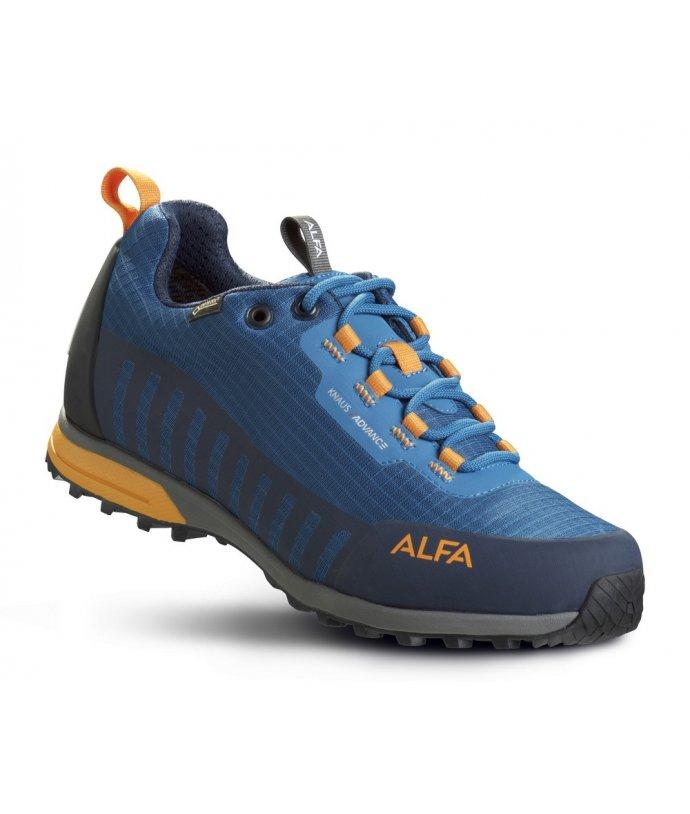Pánská nízká turistická obuv Knaus Advance GTX M