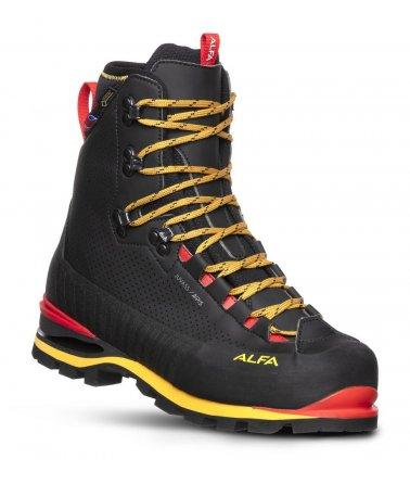 Pánská pevná turistická obuv Juvass A/P/S GTX M