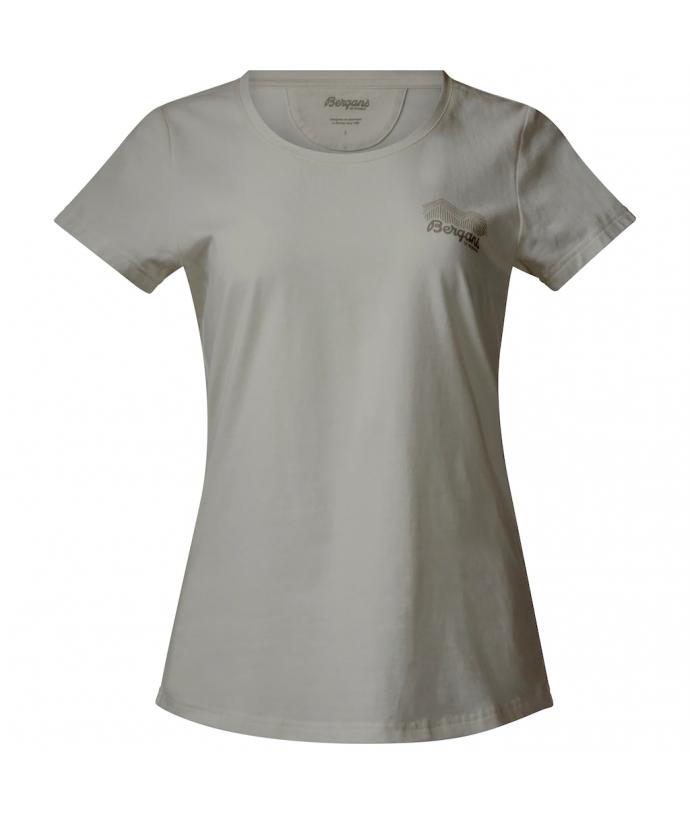 Dámské prodyšné tričko krátkým rukávem Bergans Aurora W Tee