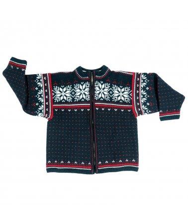 Dětský vlněný svetr  Nordkapp Dale