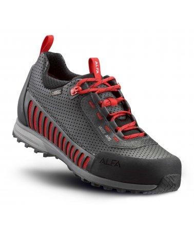 Pánská nízká turistická obuv Varde A/P/S GTX M