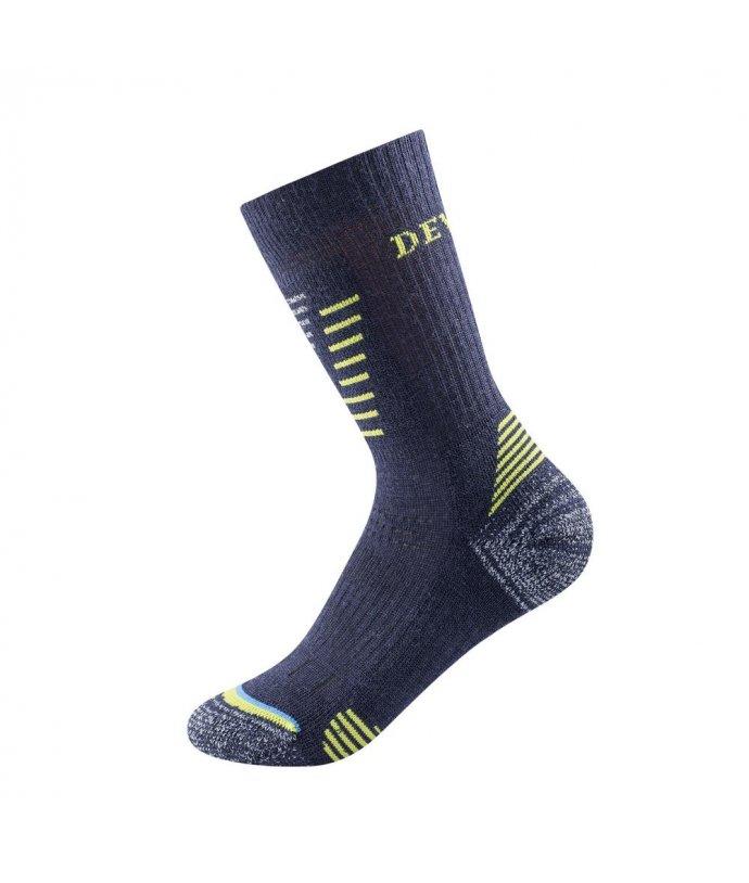 DEVOLD® HIKING MEDIUM KID, sportovní ponožky, dětské