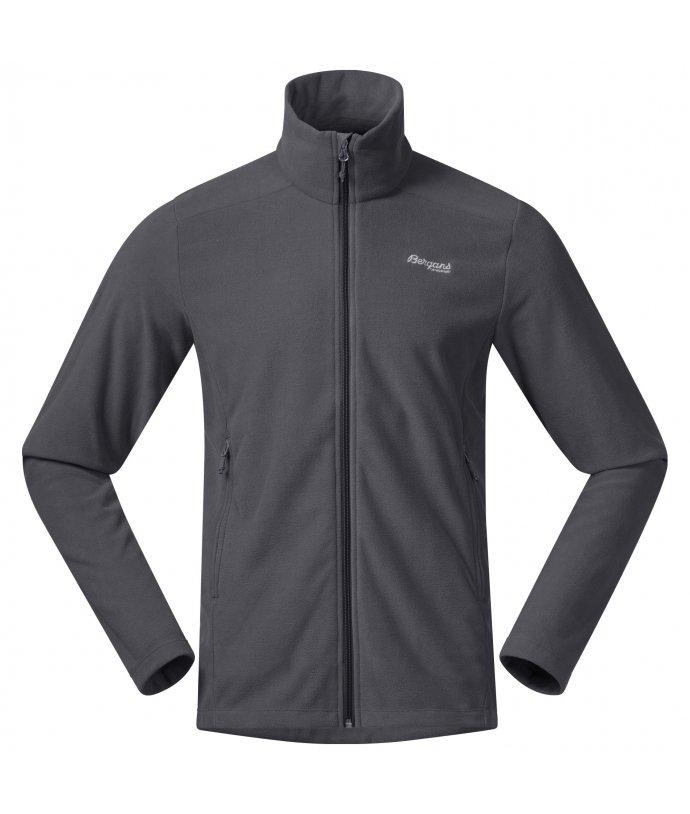 Pánská lehká fleecová mikina Bergans Finnsnes Fleece Jacket