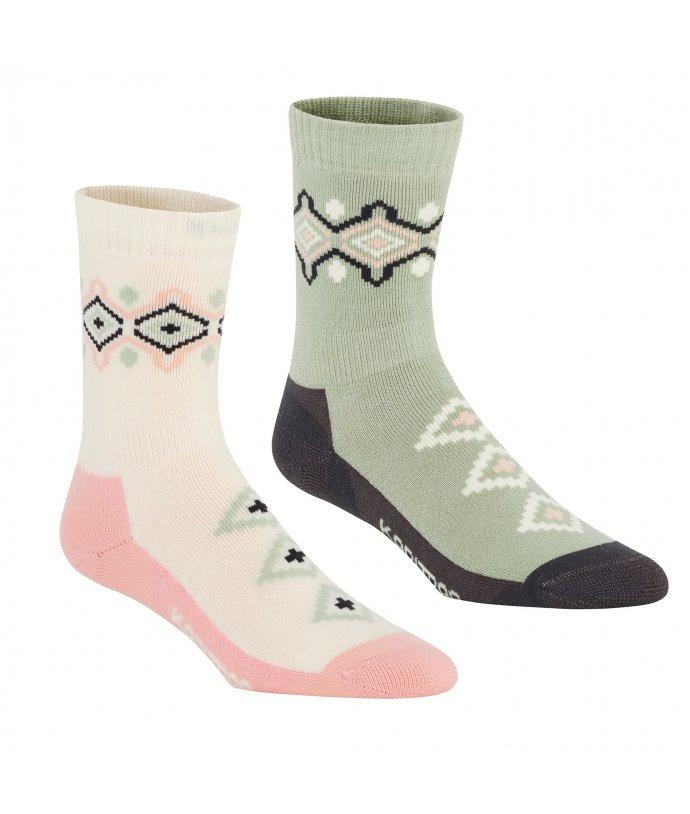 Dámské funkční ponožky Kari Traa Inka Sock 2PK