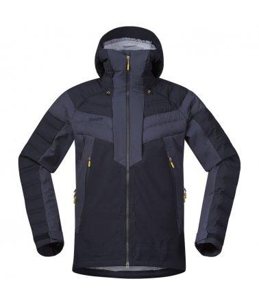 Pánská nepromokavá zateplená lyžařská bunda Bergans Hemsedal