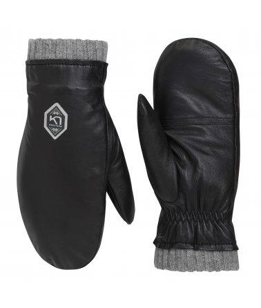 Dámské kožené rukavice Kari Traa Himle Mitten