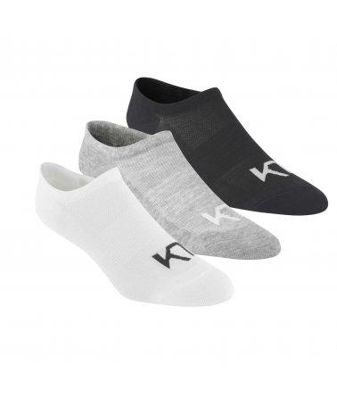 Dámské nízké ponožky Kari Traa Hæl Sock 3Pk