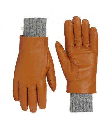 Dámské kožené rukavice Kari Traa Gjerde