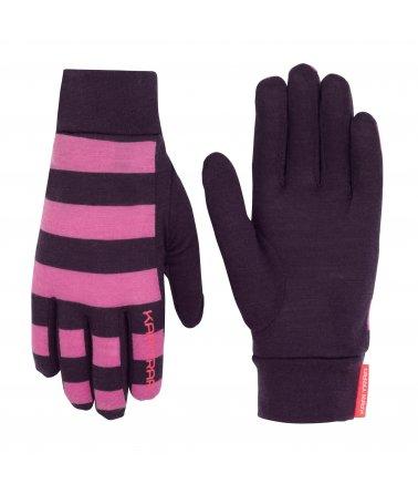 Dámské volnočasové rukavice Kari Traa Ulla Glove